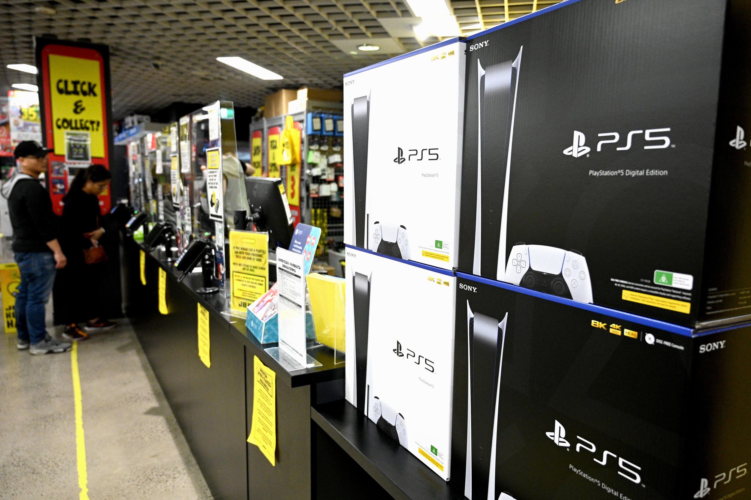 PS5 Restock Update for Amazon, Target, Antonline, Walmart, GameStop and More - Newsweek