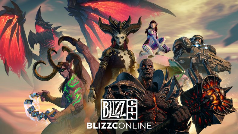 [blizzcon]BlizzCon 2021 Start Time, Schedule, Leaks and Where to Watch the Stream