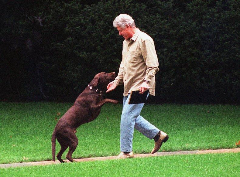 Bill Clinton Buddy