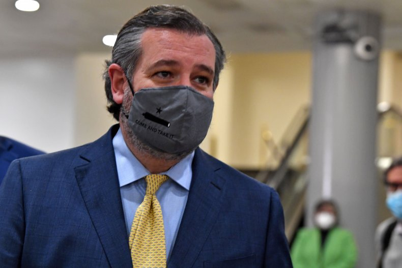 Ted Cruz releases statement on Cancun