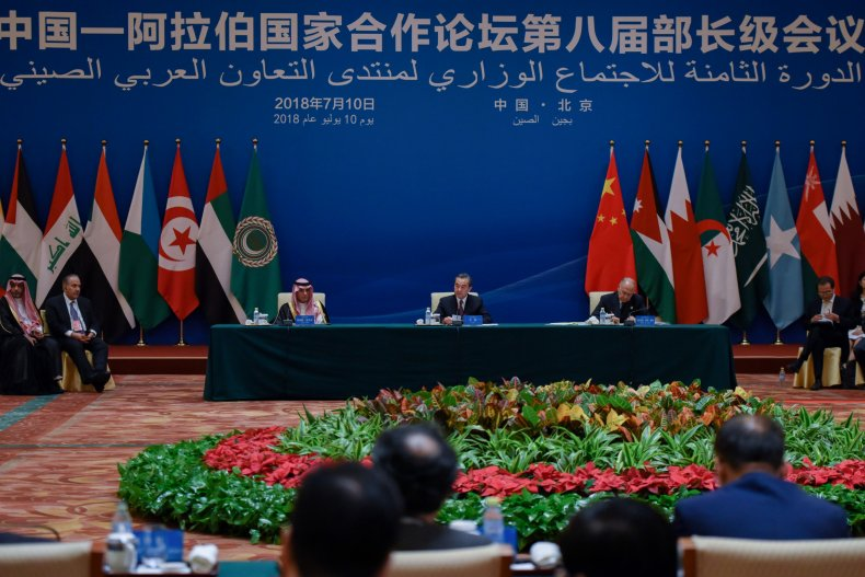 china, arab, cooperation, forum