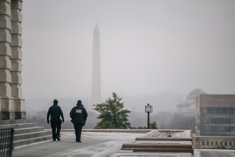Capitol Police, Washington, D.C.