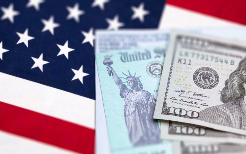 Republicans Joe Biden Stimulus Check $1,400 Poll