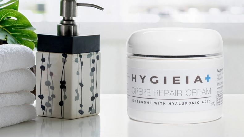 hygieia skin crepey skin