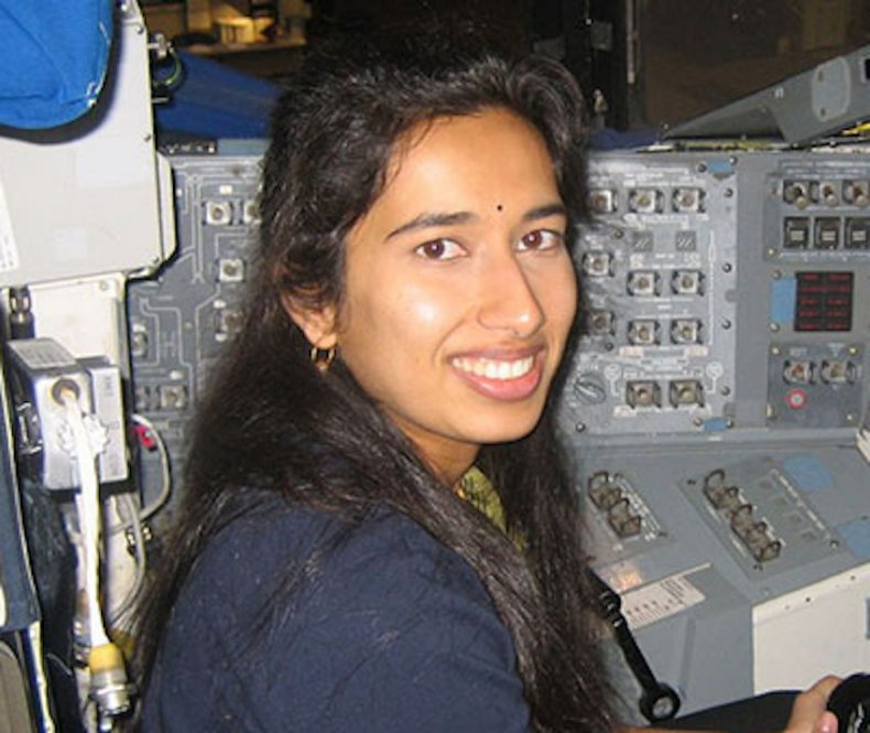 NASA engineer Swati Mohan