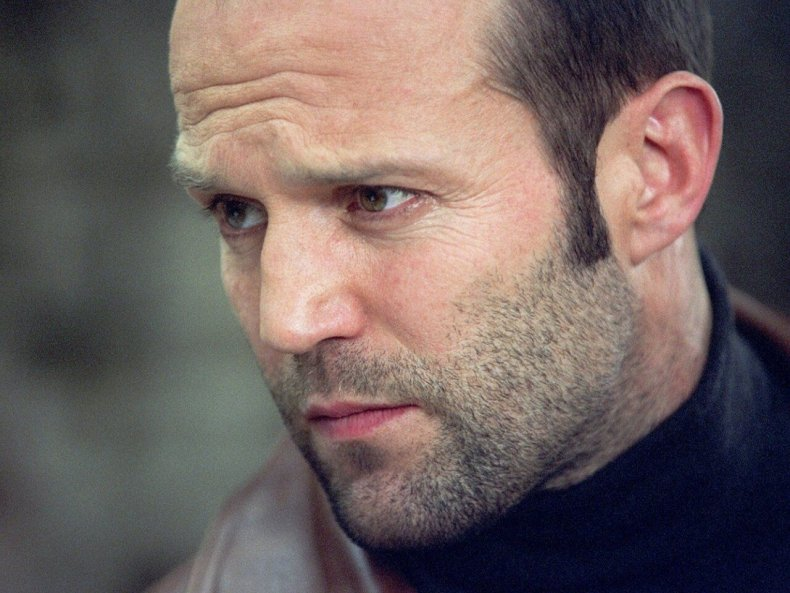 jason statham bank job