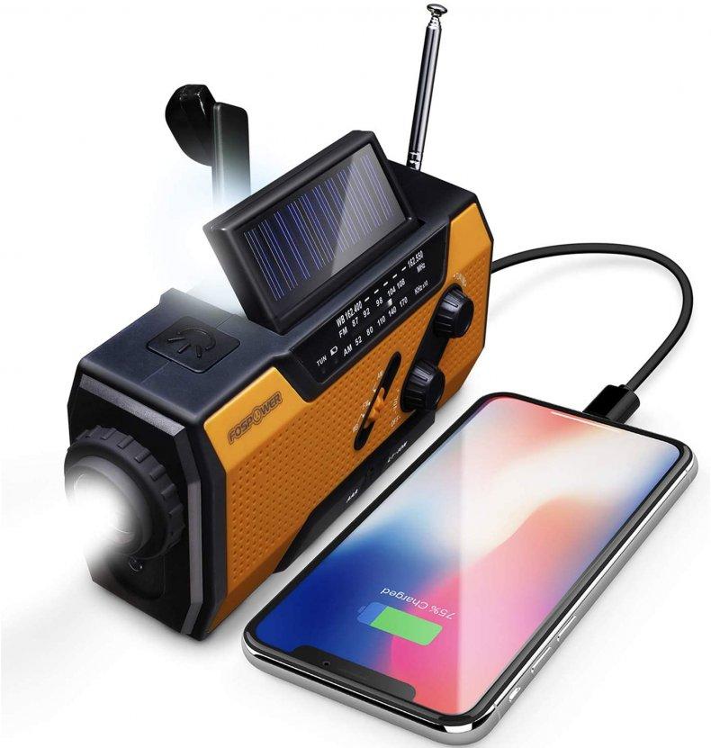 FosPower radio