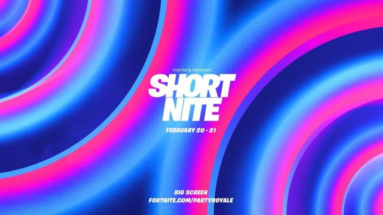 fortnite short nite start time movies logo