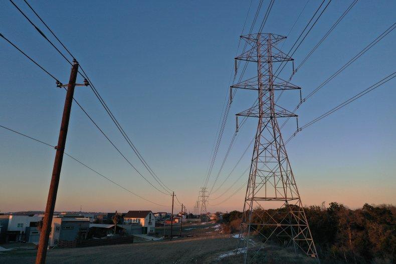 Texas Power Centerpoint Energy