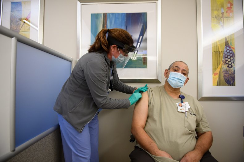 Pittsburgh VA Medical Center COVID vaccine 2020