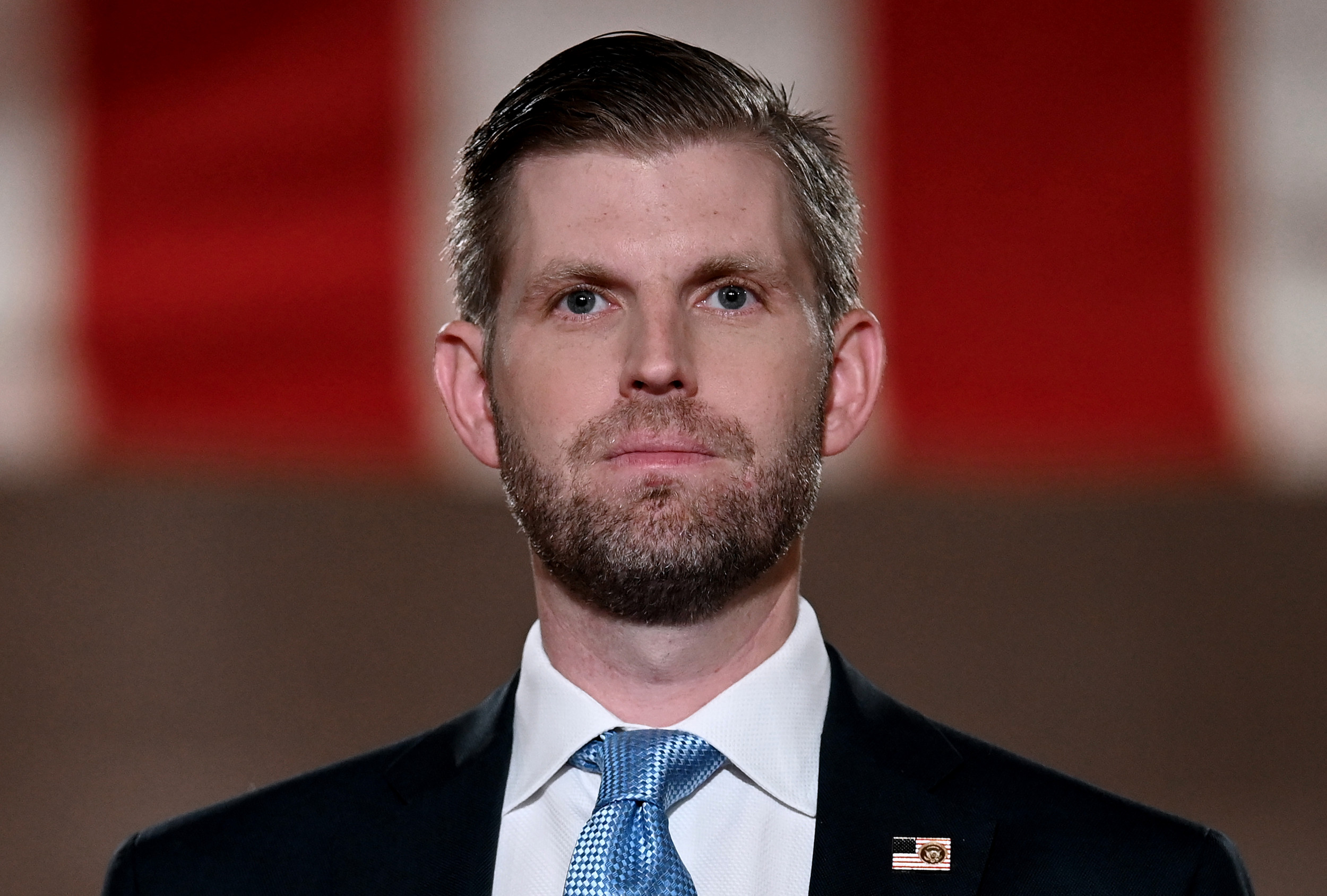 Eric Trump offers Bill de Blasio an olive branch, but NYC mayor says no more business