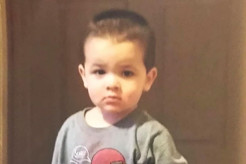 Toddler Athian Rivera found dead