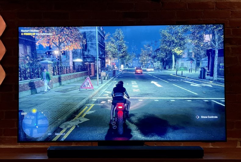 Samsung Q90A Review 2021 NEO QLED gaming