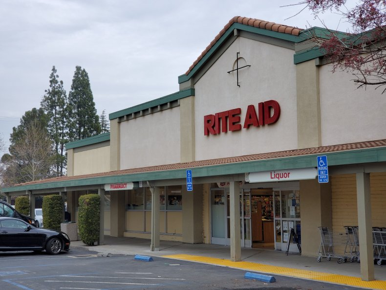 Rite Aid California January 2021