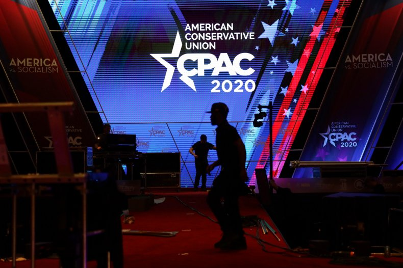 Young Pharaoh CPAC speaker cancelled anti-Semitic comments