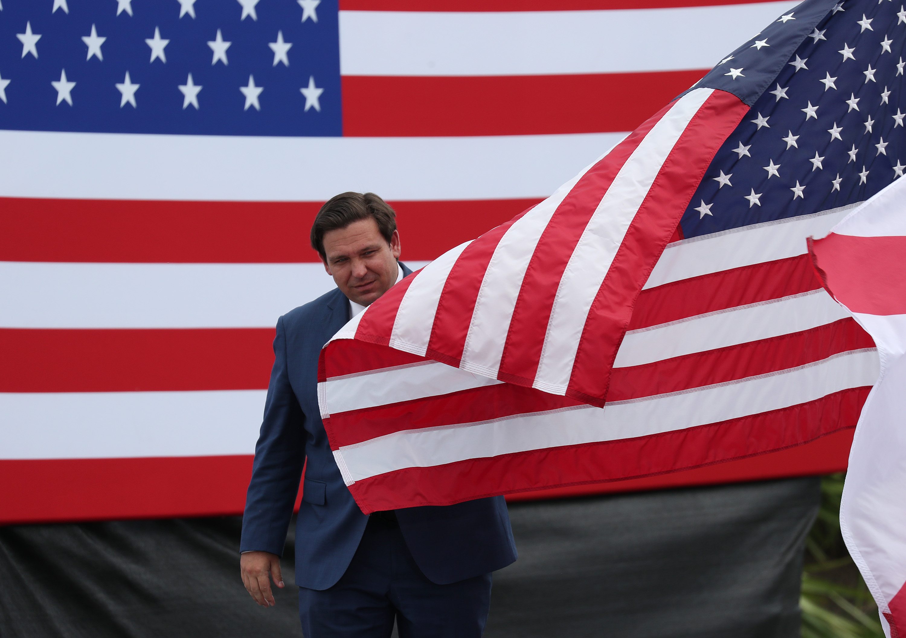 Florida's Ron DeSantis Leads Marco Rubio, Rick Scott by 50% in 2024 GOP Primary Poll