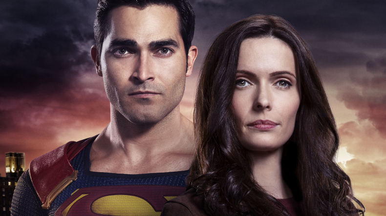 superman and lois cast