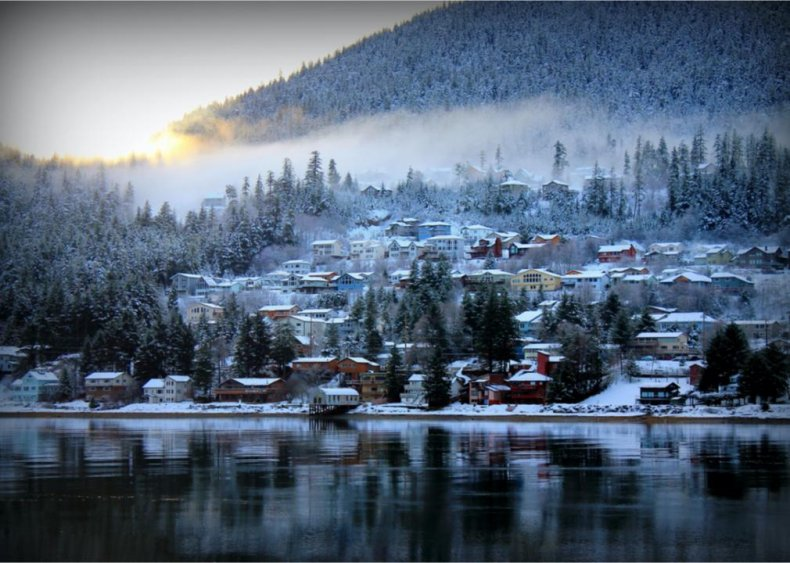 Alaska: Juneau Borough and Northern Admiralty Island