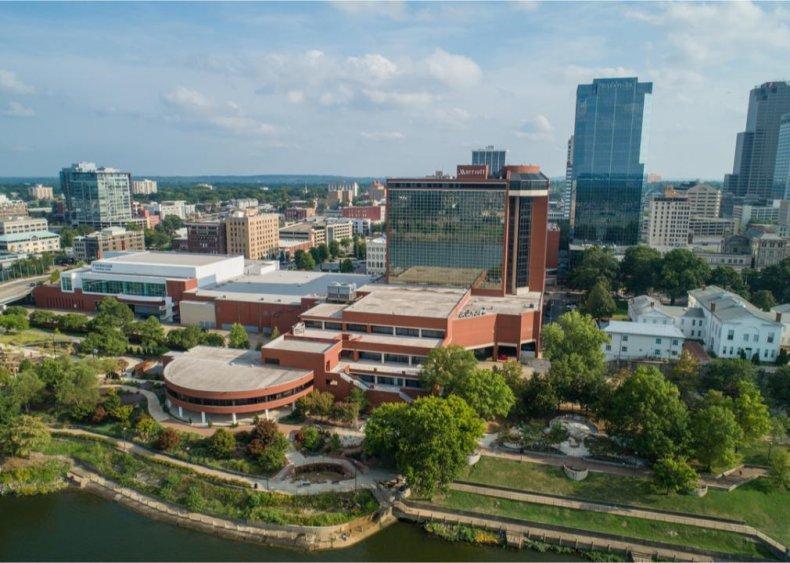 Arkansas: Pulaski County