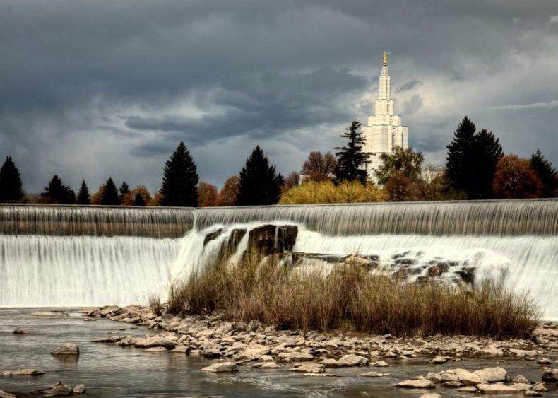 Idaho: Bonneville County