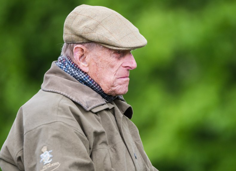 Prince Philip at Royal Windsor Horse Show