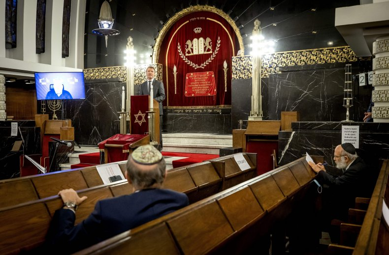 Synagogue in the Netherlands