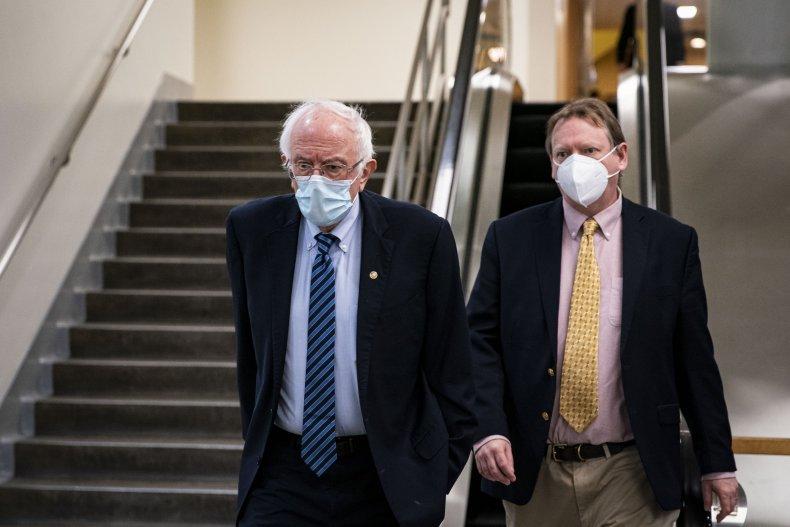 Bernie Sanders, Congress, Democrats
