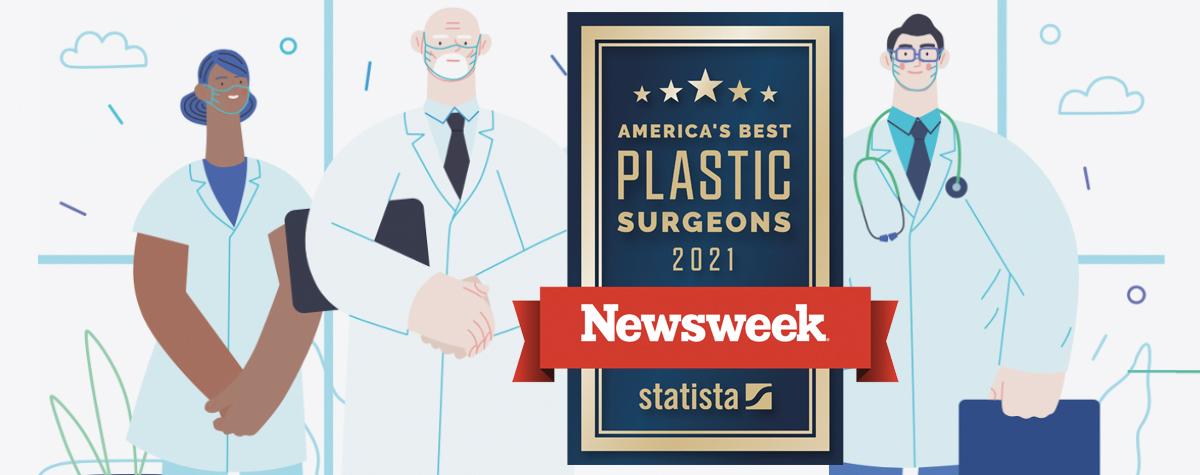 America's Best Plastic Surgeons 2021
