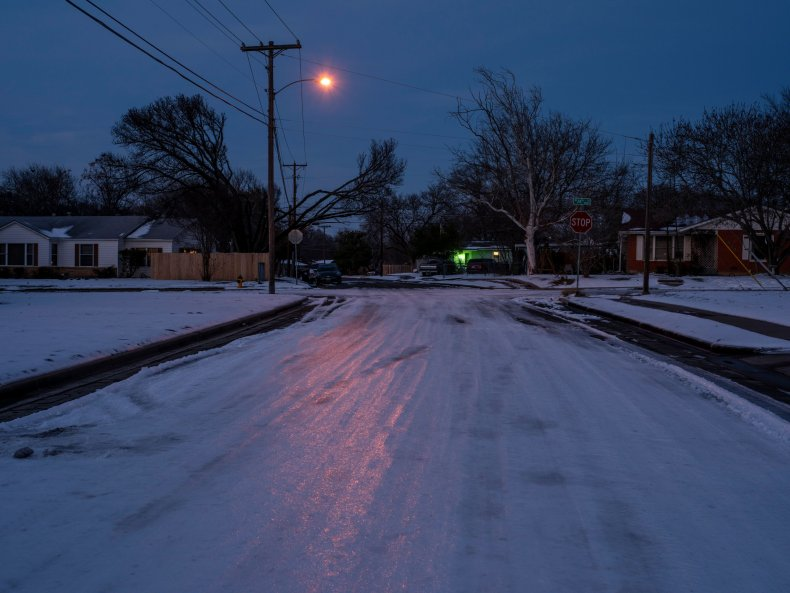 Texas, Winter Storm, Power Outage