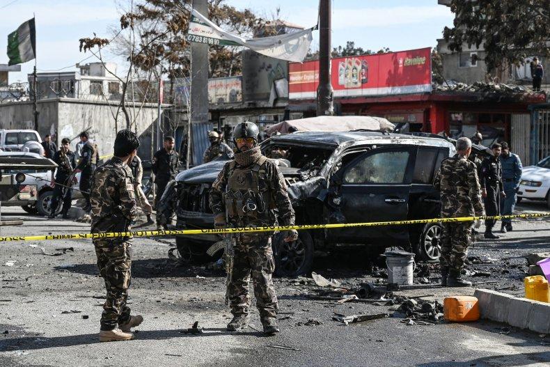 car, bomb, kabul, afghanistan