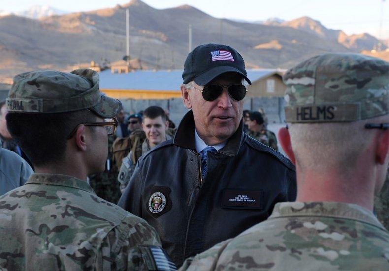 biden, us, troops, afghanistan, visit, 2011