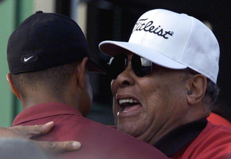 Tiger Woods Completes Tiger Slam