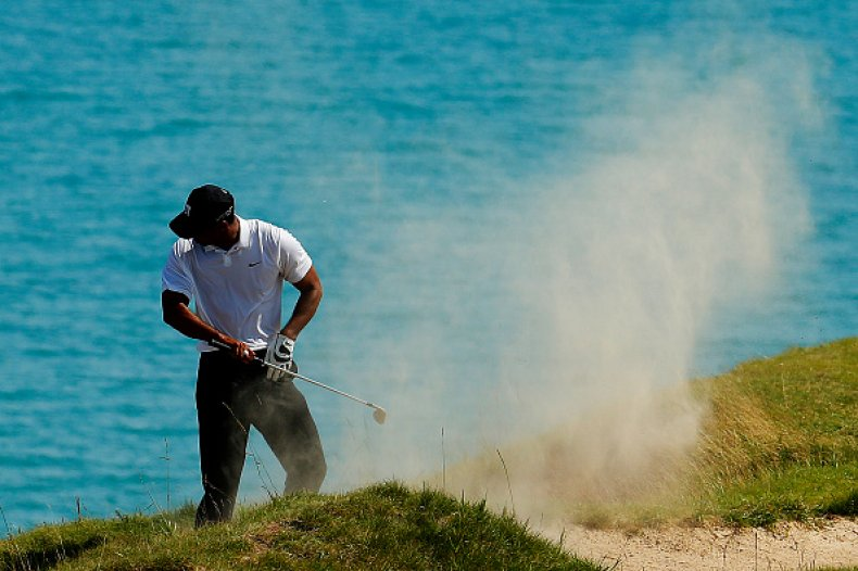 Tiger Woods 2015