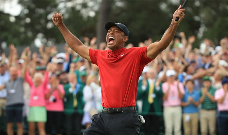 Tiger Woods Wins 15th Major
