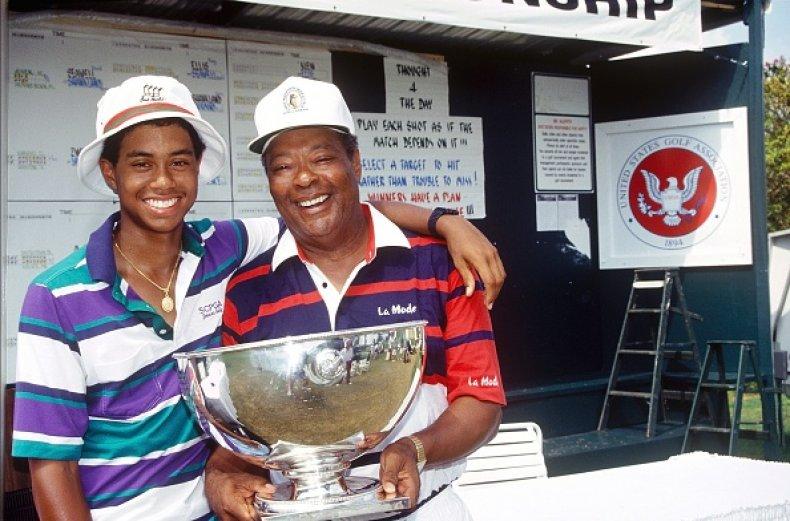 Tiger Woods 1991