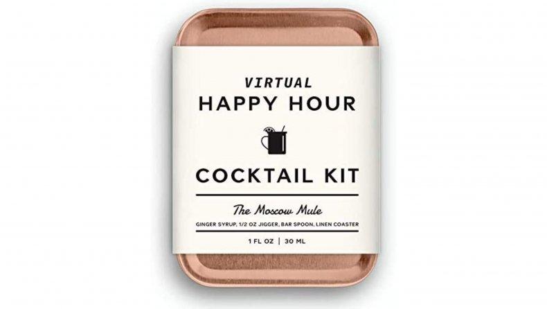 Virtual Cocktail Kit