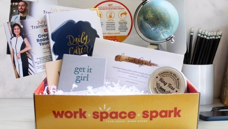 Work Space Spark Box