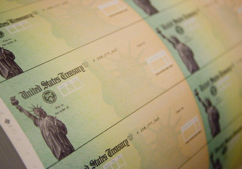 U.S. stimulus check May 2008