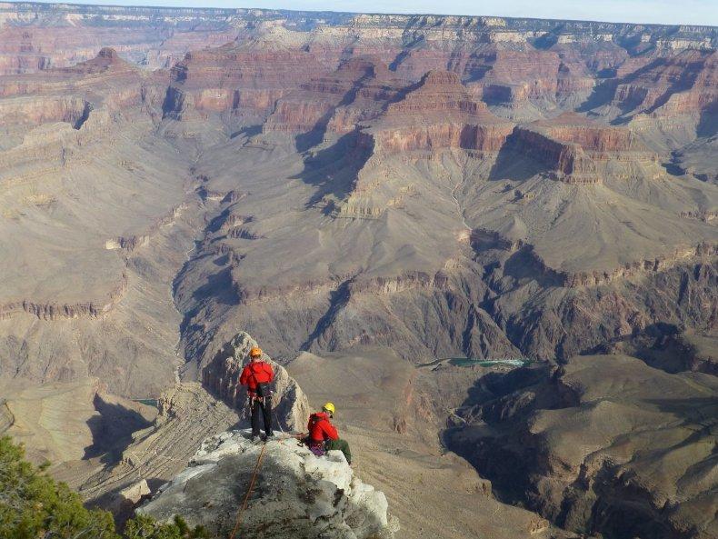 grand canyon national park service