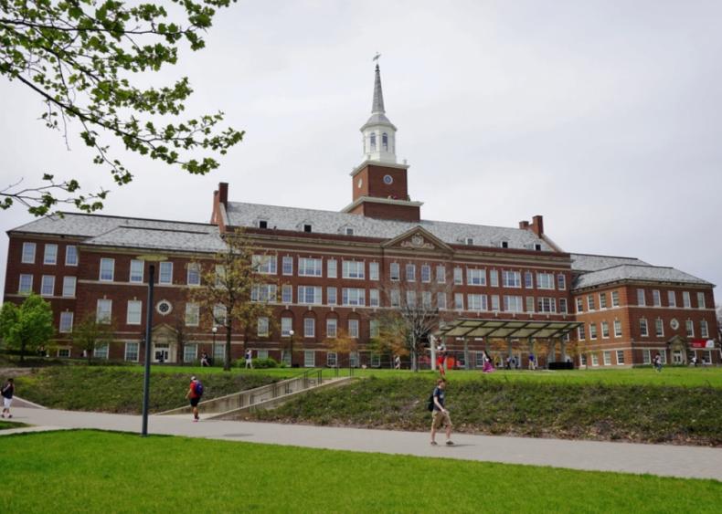 #45. University of Cincinnati