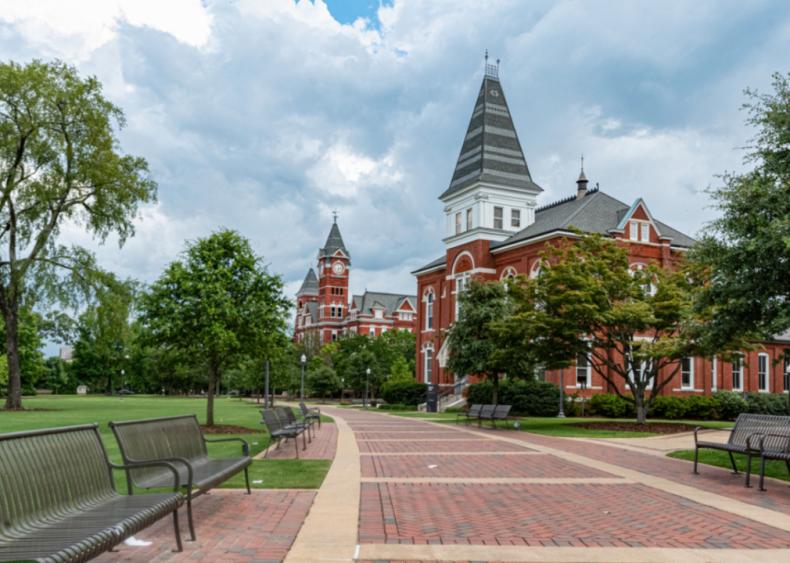 #44. Auburn University