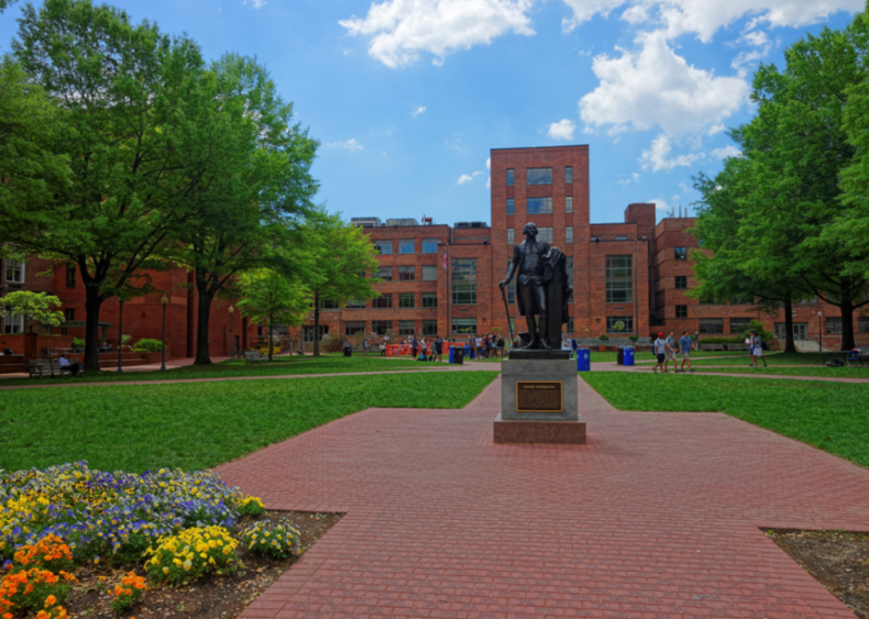 #43. George Washington University
