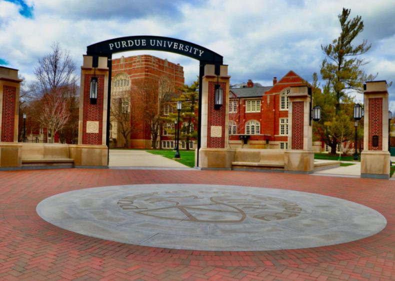 #35. Purdue University
