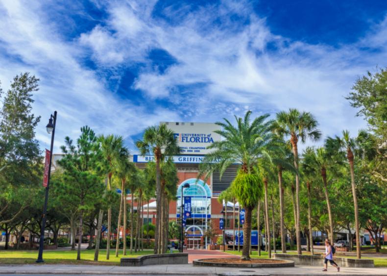 #23. University of Florida