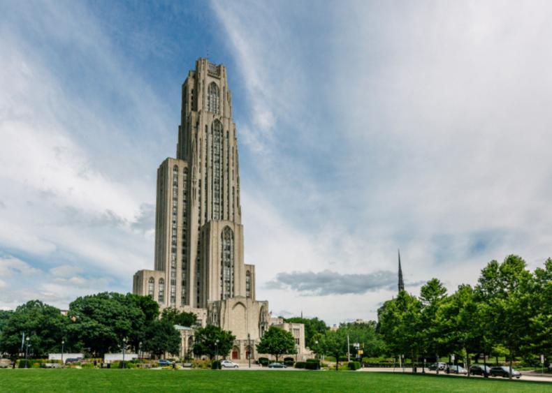 #19. University of Pittsburgh