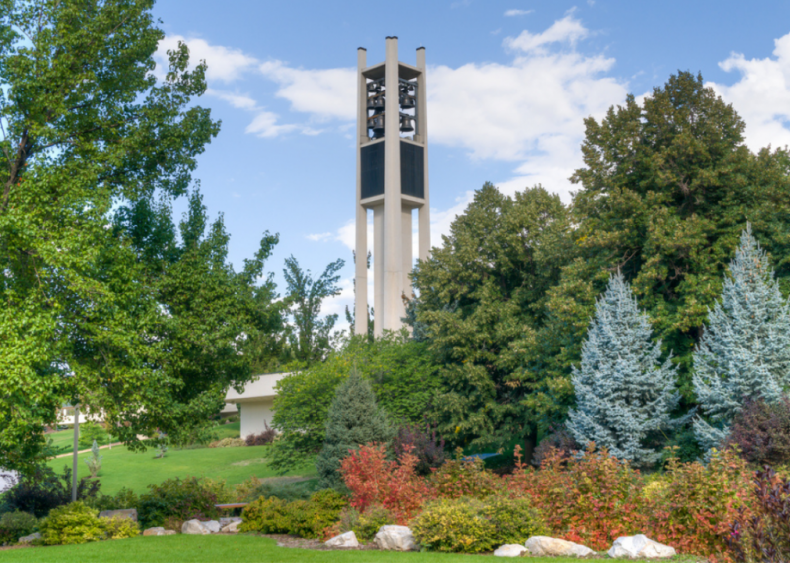 #18. Brigham Young University