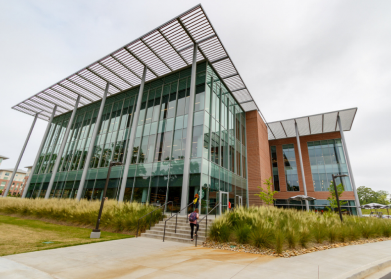 #14. Clemson University