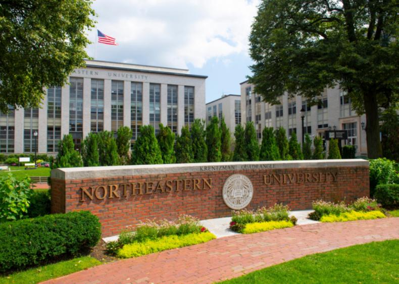 #13. Northeastern University