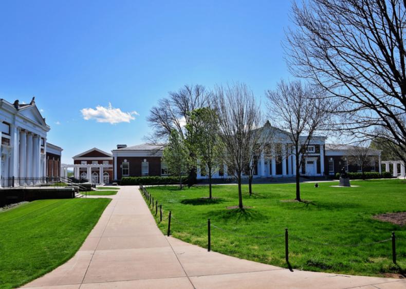 #10. University of Virginia
