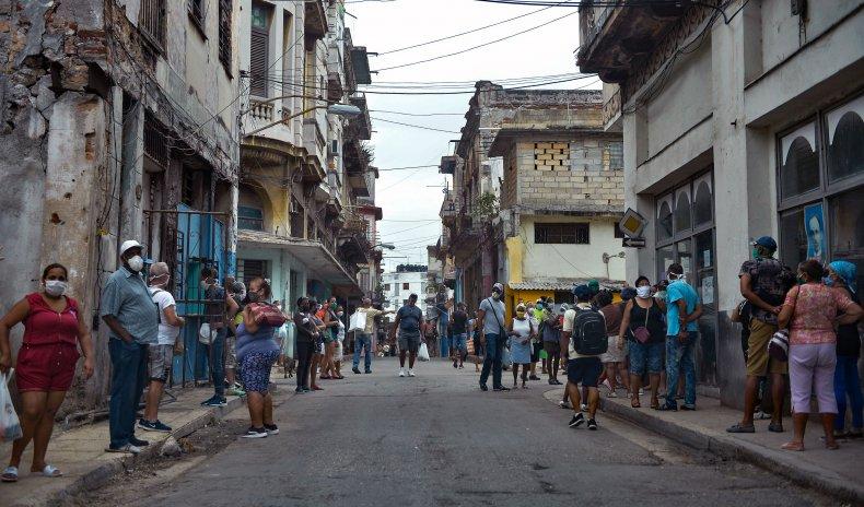 Cuba during COVID-19
